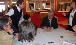 Bursa Valiliği Istişare Toplantısına BURSEV'de Katıldı