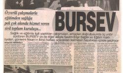BURSEV, Bir Sivil Toplum Kurulusu