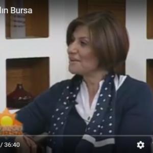 AS TV Günaydın Bursa – Dilek Köseoğlu/BURSEV Başkanı