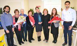 ÇEK Özel 3 Mart İlköğretim Okulu öğrenci Ve Velileriyle Projemizi Paylaştık