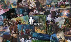 Faik Agayev Atölyesi Ata Sanat Grubu'nun Bağışları Ile Düzenlediğimiz Resim Sergimize Bekliyoruz
